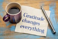 Your Gratitude Master List for Positive Energy Anytime