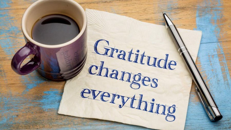 Gratitude, Thankfulness, and Appreciation